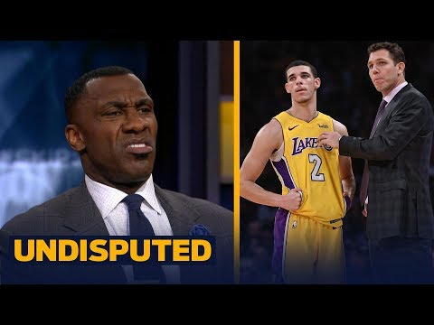 Shannon and Skip react to Lonzo Ball's return and Luke Walton's 'best player' comment | UNDISPUTED