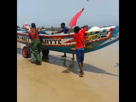 "IbelTours Senegal. Descubre el auténtico Senegal.  Guia turístico Senegal. Assane. ""PESCADORES""."