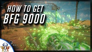BFG 9000 in Rage 2 - How to Acquire this Deluxe Edition Super Weapon