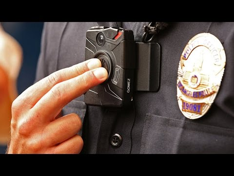 ACLU Wants Police Body Cameras Turned Off