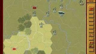 Panzer General - Gameplay