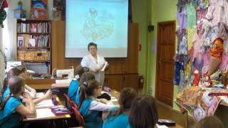 Волченко Светлана Владимировна. Фрагмент урока технологии. Конкурс