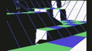 The Sentinel - The Review (C64 Version)