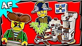 Lego Pirates Soldiers Fort 70412 Stop Motion Build Review
