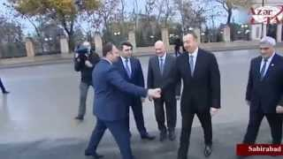 President Ilham Aliyev visited Sabirabad District