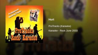 Hurt (In the Style of Johnny Cash) (Karaoke Version Teaching Vocal)