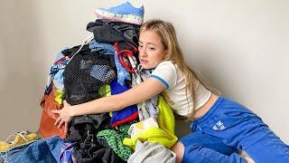 limpieza de mi closet EXTREMA 2