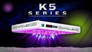 KIND LED Grow Lights K5 Series Introduction