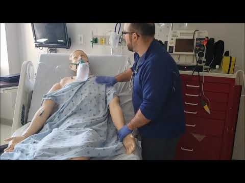 RT Clinic : Basic Respiratory Assessment And Initiation Of BLS