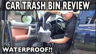 Waterproof Car Garbage Bin Review on Everyman Driver