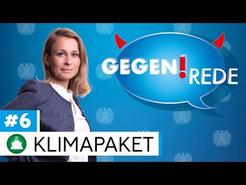 Wie nachhaltig ist das Klimapaket? Gegenrede #6 - die alternative Talkshow mit Corinna Miazga