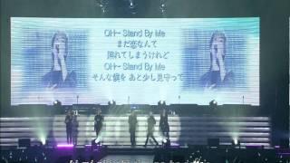 [HD] SHINEE - Stand by me Live {Arabic sub} شايني - ستاند باي مي مترجمه