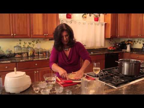 Nut-Crusted Fresh Fruit Tart with Barbara Seelig-Brown