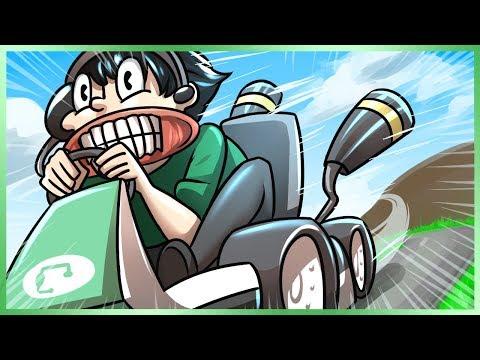 Mario Kart 8 Deluxe - BEST COMEBACK EVER!