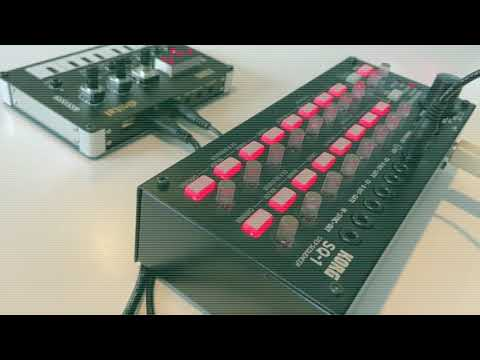 Coming soon for Korg NTS-1: Ruismaker Drum Synth Oscillator