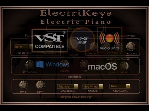Syntheway Vst Instruments Virtual Accordion Vst