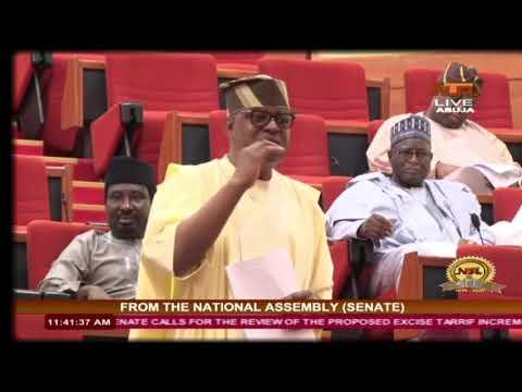 National Assembly: Senate Plenary Wednesday 9/5/2018