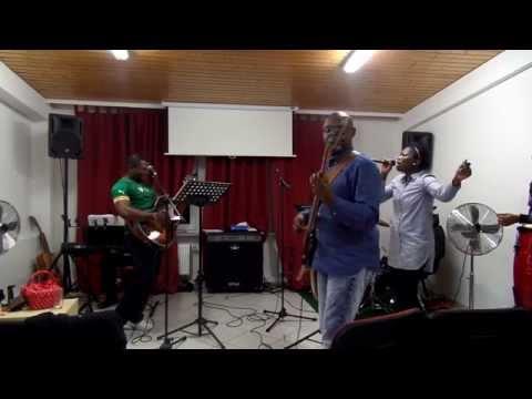 Adonai we worship you-Practice