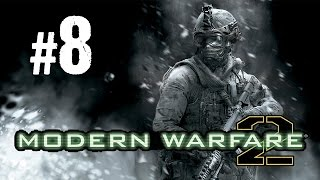 "MODERN WARFARE 2 Parte 8 ""El unico dia facil fue ayer"" 