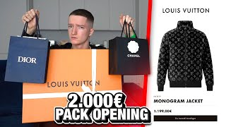 Die coolste Louis Vuitton Jacke.. 🤩