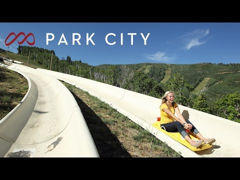 Alpine Slide - Park City