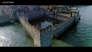 Lago di Garda in 4k                                Italia Verona Brescia