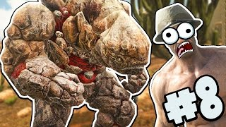 Ark: Scorched Earth! - ROCK ELEMENTAL! [#8]  Scorched Earth Gameplay 
