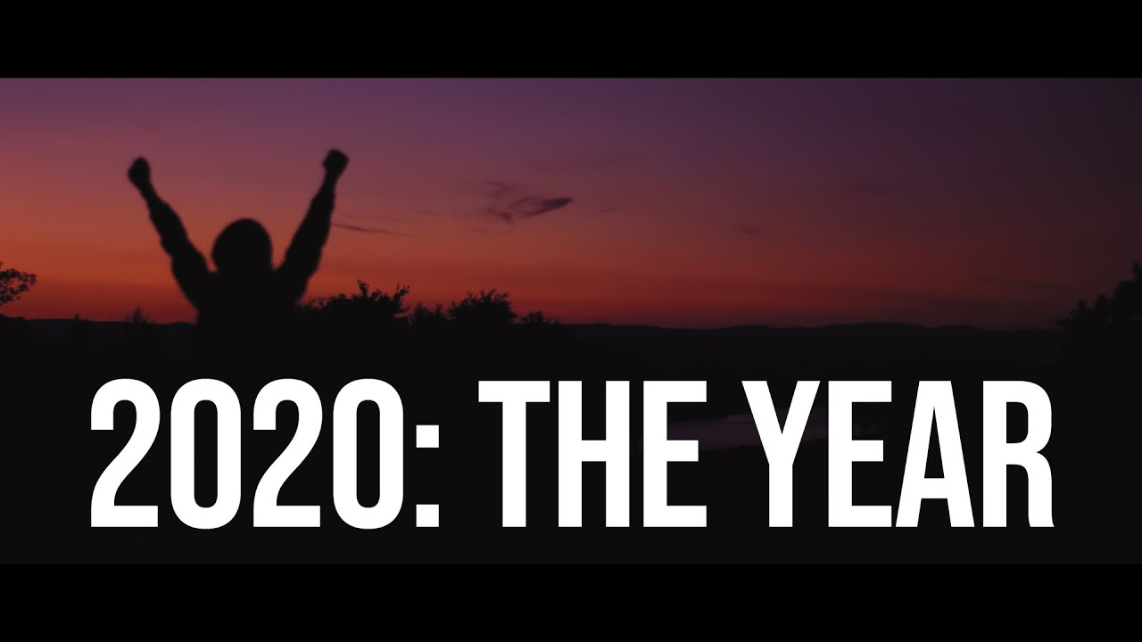 2020: The Year - My Rode Reel 2020 Young Filmmaker Entry (HD)