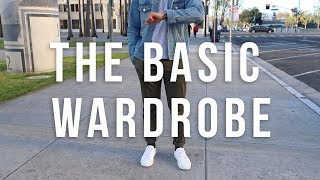 Basic Wardrobe | The Foundation