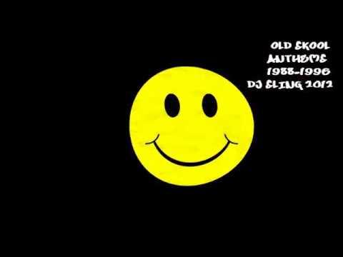OLD SKOOL ANTHEMS 2hrs! 1988-1996 DJ SLING Vol.1