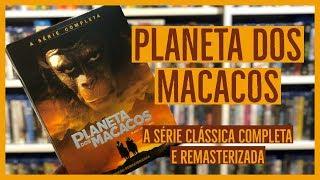Planeta dos macacos serie