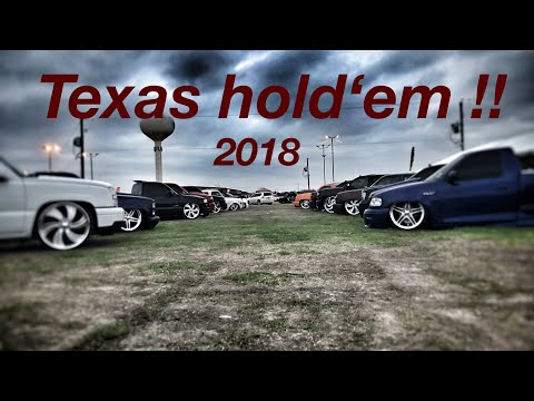 Texas hold 'em truck show 2018 - YouTube