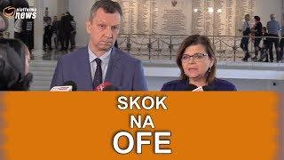 Skok na OFE - Podatek Morawieckiego