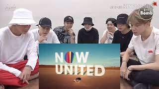 bts react Now United summer in the city