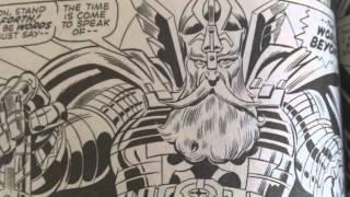 CGR Comics - ESSENTIAL THOR VOL. 4 comic review