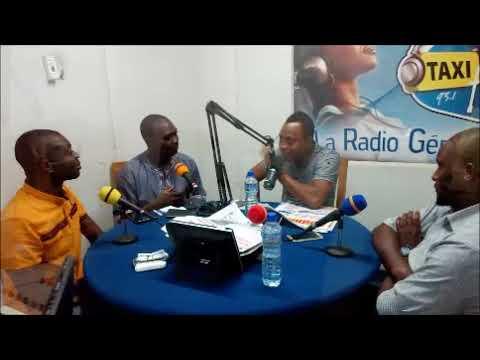 Emission Taxi Presse du 31 Janvier 2018 Radio Taxi Fm Togo