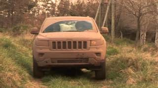 Jeep Grand Cherokee Overland V6 - Test - Matías Antico