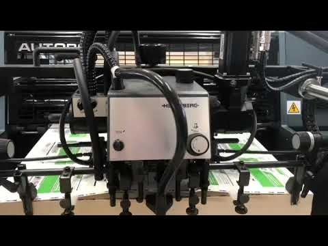 Ламинатор Autobond 76 mini THS