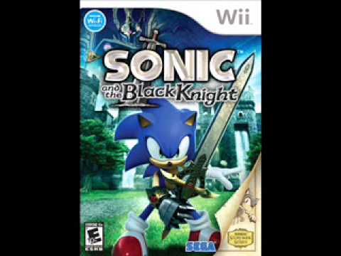 Sonic and the Black Knight: Camelot Castle