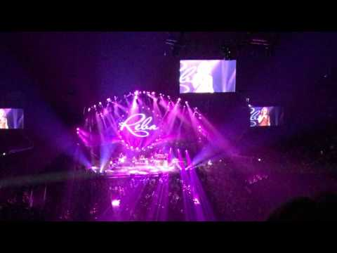 Your no good Reba live 02 London