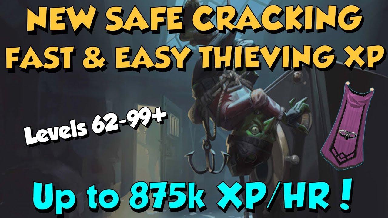 RuneScape 3: Safecracking Guide