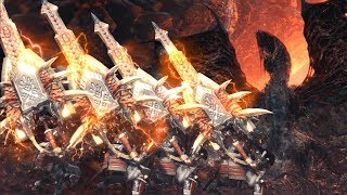 【MHW】『全員火属性チャージアックス』で歴戦王ヴァルハザク行ったらすげえ燃えたwwww