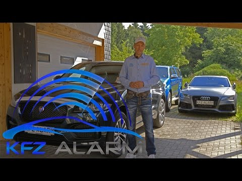 jaguar f pace test alarmanlage die beste jaguar f pace. Black Bedroom Furniture Sets. Home Design Ideas