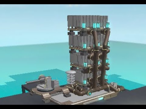 Eclipsis! How to build a battle barge! Also hover barges