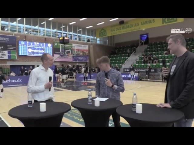 BEARS TV LIVE | DM-Finaleserien | Steffen Wich Memorial
