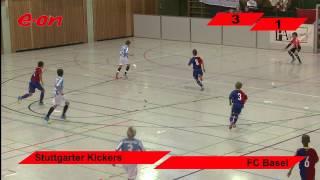 Stuttgarter Kickers - FC Basel