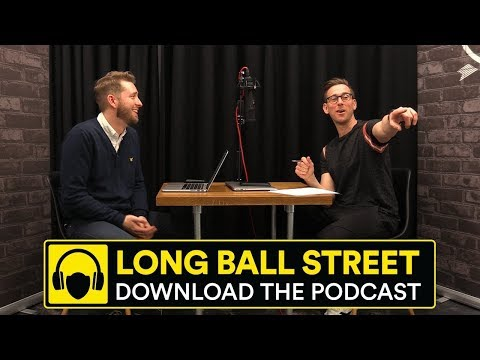 SHOULD THE MAN UNITED ROMELU LUKAKU CHANT BE BANNED? | LONG BALL STREET