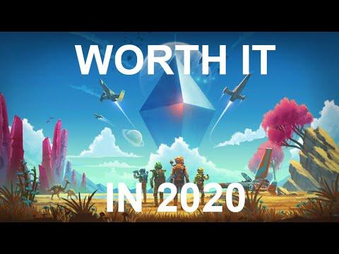 Is No Man's Sky Worth it in 2020?