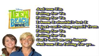 Teen Beach Movie - Falling For Ya - Karaoke (Instrumental Version) (Lela,Grace Phipps)