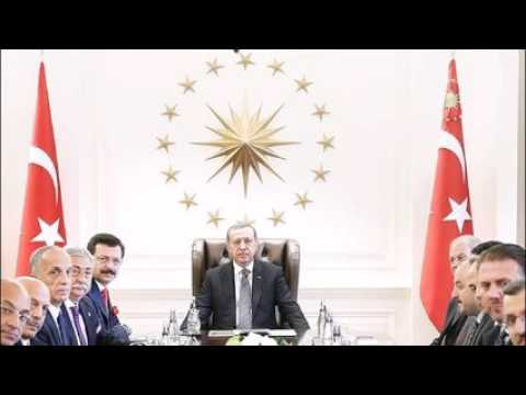 Turkish presidential office to establish 'economic and foreign trade council'